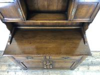 Quality Late 20th Century Oak Cottage Welsh Dresser (11 of 15)