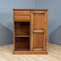 Oak Hall Cabinet (6 of 6)