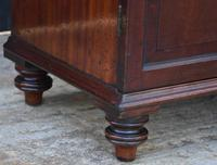 Unusual Georgian Small Proportioned Mahogany Cabinet / Cupboard with Interior Drawers (2 of 12)