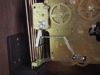 Kieninger Mantel Clock 8 Day Westminster Chime Mantle Clock (12 of 12)
