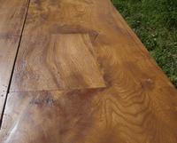 Reclaimed Elm Rustic English Barn Table (6 of 10)