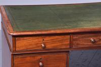 George III Mahogany Partners Desk (3 of 12)