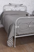 Very nice Irish 5Ft king size bed (2 of 7)