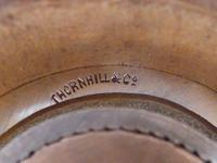 Victorian 1886 Solid Hallmarked Silver Cruet Set Salt & Pepper Grinders Mills (5 of 10)