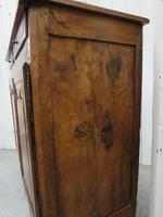 Antique Fruitwood Buffet Sideboard (5 of 13)