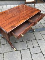Mahogany Inlaid Sofa Table (4 of 11)