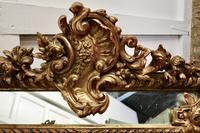 Stunning Napoleon III French Cushion Mirror (4 of 7)