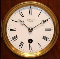 Walnut Timepiece Mantel Clock (4 of 14)