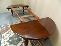 Large Mahogany Dining Table (6 of 7)