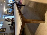 Scrubbed top Elm farm table (6 of 25)
