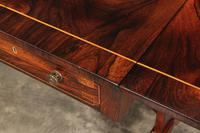 Magnificent Regency Rosewood Sofa Table (2 of 23)