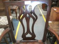 Chippendale Style Carver Chair - 770-1398 (2 of 3)