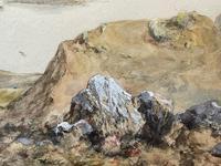 19th Century Scottish Highlands Watercolour Loch Kishorn By William Leighton Leitch (11 of 36)