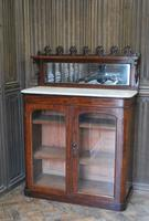 Antique Mahogany Chiffonier / Server (8 of 8)