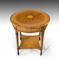 Very Fine Quality Early 20th Century Mahogany Centre Table (2 of 5)