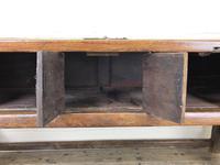 Unusual Oriental Elm Altar Table Sideboard (9 of 18)