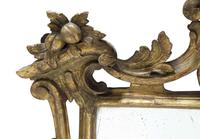 George III Style Carved Giltwood Mirror (6 of 6)