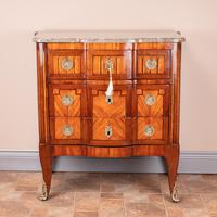 Continental 3 Drawer Commode Chest of Drawers (2 of 13)