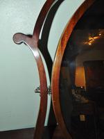 Mahogany Mahogany Framed Dressing Mirror (5 of 6)