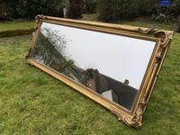 Large Gilt Landscape Mirror (4 of 6)