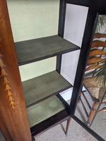 Edwardian Inlaid Display Cabinet (5 of 6)