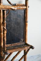 Antique Victorian Bamboo Mirror (8 of 9)