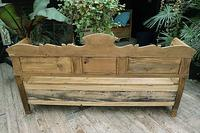Fabulous Old (Victorian) Hungarian Box/ Storage/ Hall Bench (2 of 11)