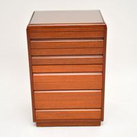 Art Deco Mahogany Side Chest of Drawers by Betty Joel (5 of 12)