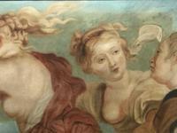 """Interesting Mythology 17th Century Painting """"The Three Graces"""" Aglaea, Euphrosyne & Thalia (3 of 12)"""