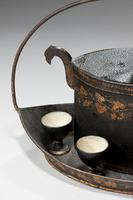 Early 19th Century Toleware Egg Boiler (3 of 5)