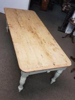 Farmhouse Dining Table (2 of 3)