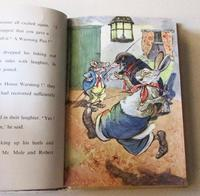 1947 Mr. Mole's House Warming, A Tasseltip Tale  By Dorothy Richards, 1st Edition, Ladybird Book (4 of 6)