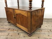 19th Century Mahogany Buffet with Cupboard Base (7 of 18)