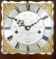 Gillett & Johnston, Westminster Chiming Mahogany Grandmother Clock (4 of 11)