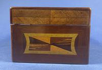 Victorian Rosewood Box With Inlay (13 of 17)