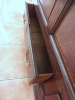 Country Oak Press Cupboard c.1730 (8 of 10)