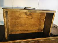 Wonderful George III Oak Sideboard Server / Buffet with Rare Cellaret Drawer c.1760-1820 (5 of 12)