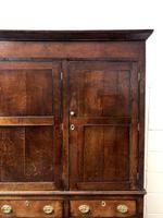 Late 18th Century Welsh Oak Cupboard (3 of 17)