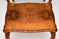 French Burr Walnut Nest of Tables (6 of 9)