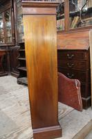 English Mahogany Bookcase (3 of 4)