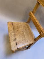 Metamorphic Library Chair Steps (5 of 10)