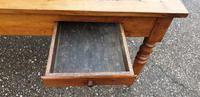 Huge French Farmhouse Kitchen Refrectory Table (4 of 8)