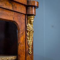 Burr Walnut Pier Cabinet (7 of 12)