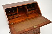 Antique Burr Walnut  Writing  Bureau (12 of 12)