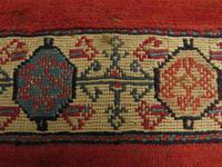 Superbly Colourful Antique Rahra Rug, Kilim Rug (7 of 13)
