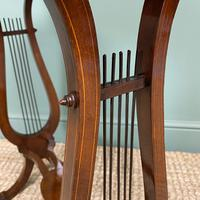 Stunning Victorian Mahogany Antique Bijouterie Table (2 of 7)