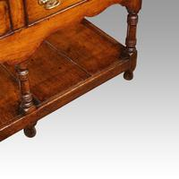 George III Oak Dresser Base (7 of 12)