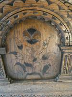 English 1920's Oak Cupboard (5 of 8)