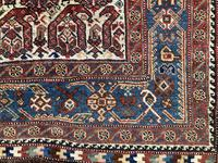 Antique Khamseh Rug 1.91m x 1.31m (3 of 13)