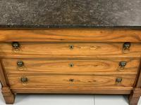 French Empire Commode with Marble Top (12 of 12)